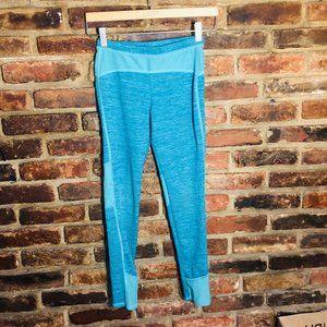 ♦️LL Bean Girls Kids Blue Leggings Size 10